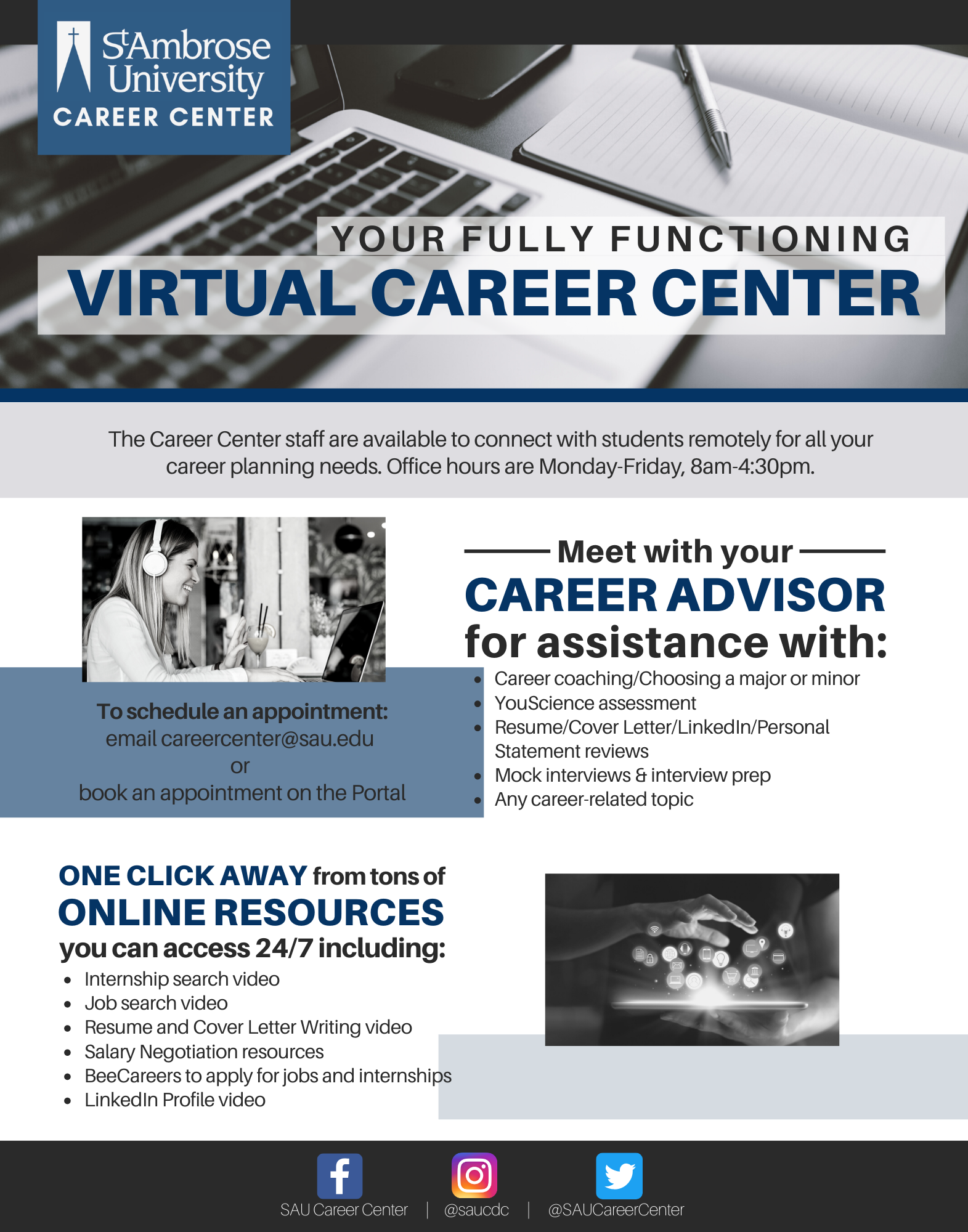 Virtual Career Services