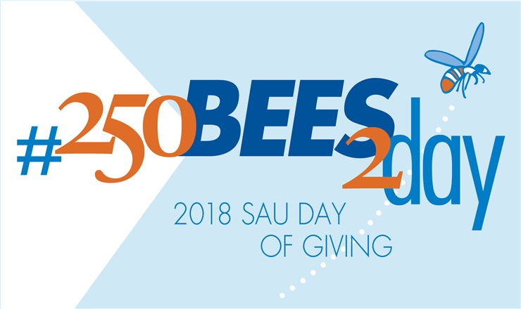 Logo of 2018 SAU Annual Day of Giving