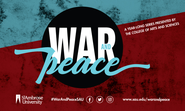 war and peace image