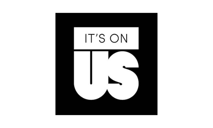 It's On Us logo