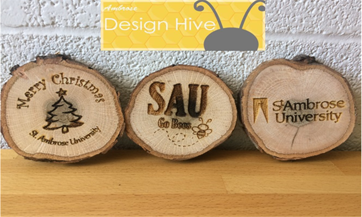 Design Hive ornaments