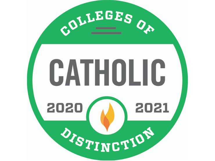 catholic college of distinction